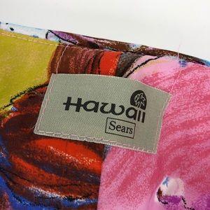 d5ed927811e8 Vintage Pants - Vintage Hawaiian Playsuit by Sears